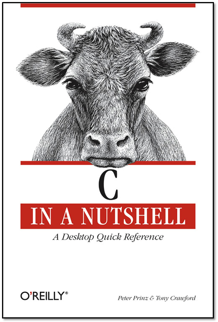 C in a nutshell cover